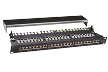 Knet K-N1122 Cat6A STP 24 Port Patch Panel